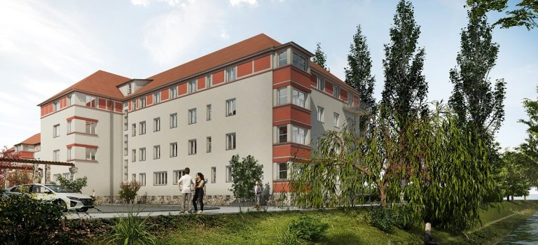Kaufangebot Globalobjekt Leipzig Euro 9,28 Mio: Vollsanierte Denkmalschutz Immobilie mit hoher AFA
